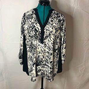 LANE BRYANT • blouse • EUC